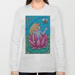 Thumbelina, Thumbelina, tiny little thing Long Sleeve T-shirt