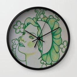 Dulce. Wall Clock
