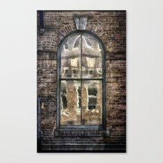 Across The Street 2 Canvas Print
