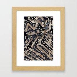 Pattern № 86 Framed Art Print
