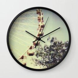 Navy Pier Wall Clock