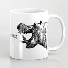 Double Roar Coffee Mug