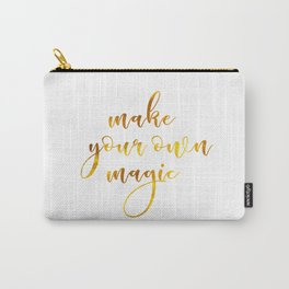 Make your own magic Carry-All Pouch