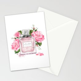 Miss pink Stationery Cards