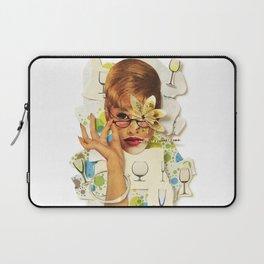 Blaise   Collage Laptop Sleeve