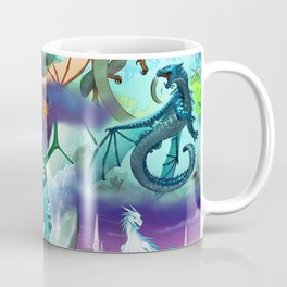 Wings Of Fire Character Coffee Mug