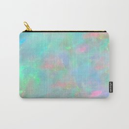 Rainbow Opal Carry-All Pouch