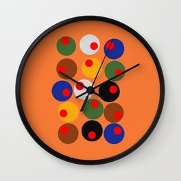 Just  I like circules  Wall Clock