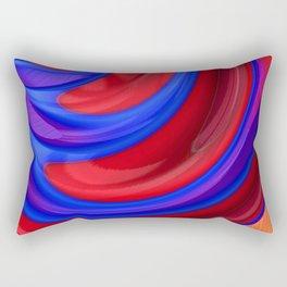 Beautiful Abstract Art by Raphael Terra Rectangular Pillow