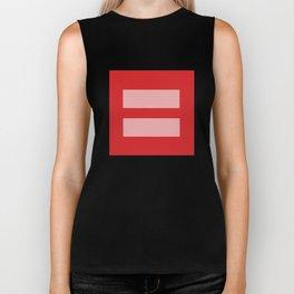 Equal Love #1 Biker Tank