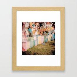 Carnie Framed Art Print