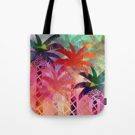 Date Palm Oasis Tote Bag
