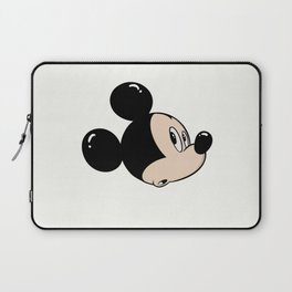 Surprised Mickey Laptop Sleeve