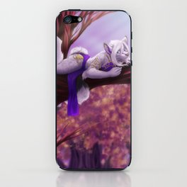 Treetop Lookout iPhone Skin