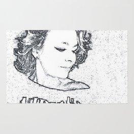 Portrait Tanja 6 Rug