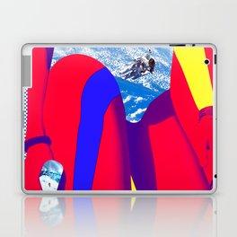 Space Woman Laptop & iPad Skin