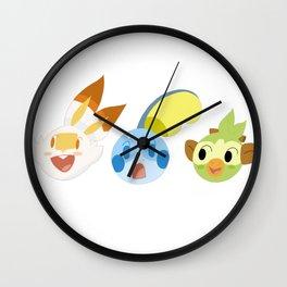 New Starters Wall Clock