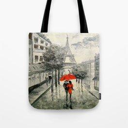 Paris Paris Tote Bag
