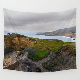 Ocean View Wall Tapestry