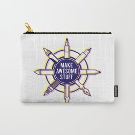 Make awesome stuff Carry-All Pouch