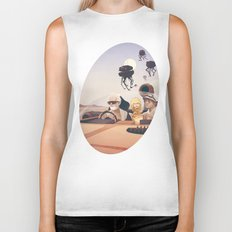 Fear and Loathing on Tatooine Biker Tank