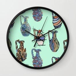 Stylization Wall Clock