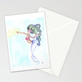 Mermagic solo Stationery Cards