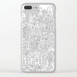 My unoriginal EU Clear iPhone Case