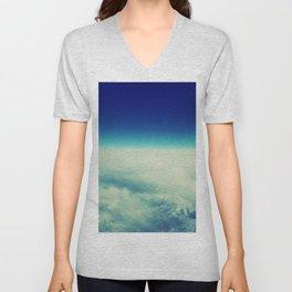 sky beauty Unisex V-Neck