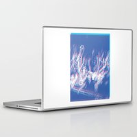concert Laptop & iPad Skins featuring CONCERT by TOO MANY GRAPHIX