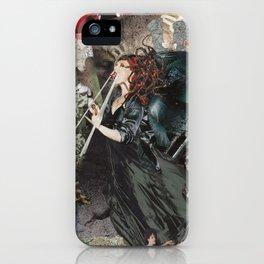Modern Medusa iPhone Case