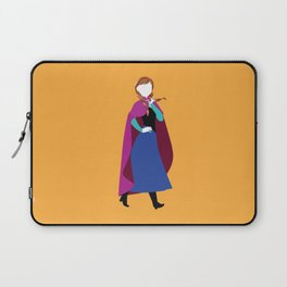 Anna from Frozen - Princesses series Laptop Sleeve