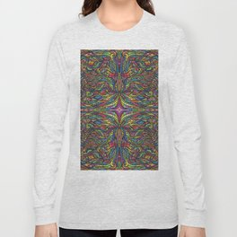Stained Glas Long Sleeve T-shirt