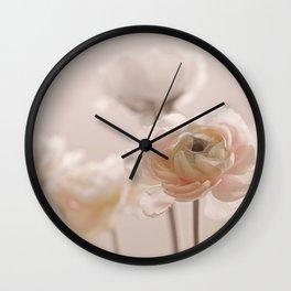 ROSE FLOWERS 1 Wall Clock