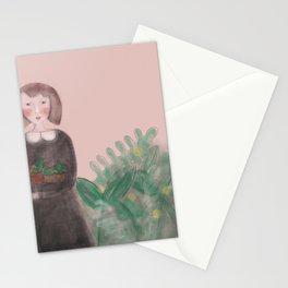 Plant Lady Stationery Cards