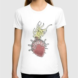 Sorrowful Mother's Heart T-shirt