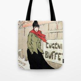 Eugénie Buffet winter Tote Bag