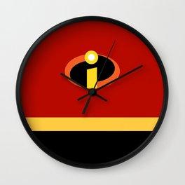 Incredible - Superhero Wall Clock