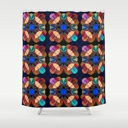 Achlis Shower Curtain