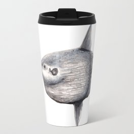 Sunfish (Mola mola) Travel Mug