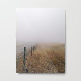 Diablo Mountains, California Metal Print