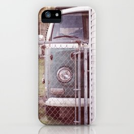 staying home iPhone Case