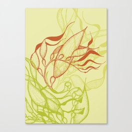Kelp Forest 2 Canvas Print