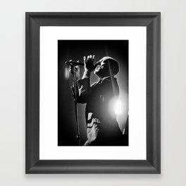 Michaele Stipe Framed Art Print