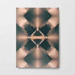 Passage And Safeway Metal Print