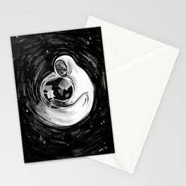 heavenly mother Stationery Cards