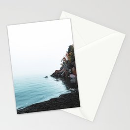 Lake Superior Black Sand Beach Stationery Cards
