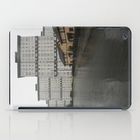 scotland iPad Cases featuring Glasgow Scotland by Sanchez Grande
