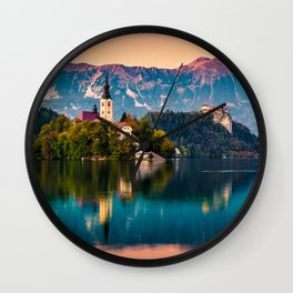 BLED 06 Wall Clock