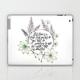 Miss Rumphius Laptop & iPad Skin